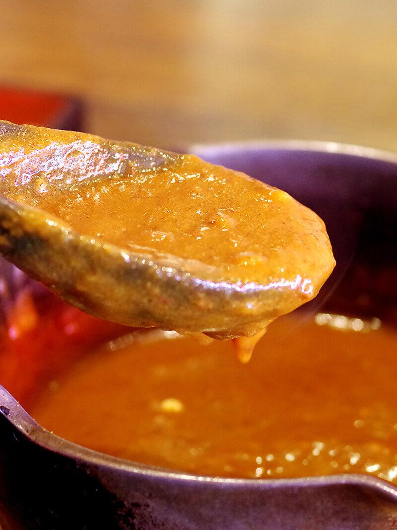 キートンカレー鍋スプーン